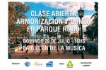 CLASE ABIERTA DE ARMONIZACIÓN Y DANZA