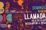 Llamadas Día Nacional del Candombe - Afiche