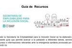 Compartimos nueva guía de recursos realizada por la Secretaría de Empleabilidad de la IM.