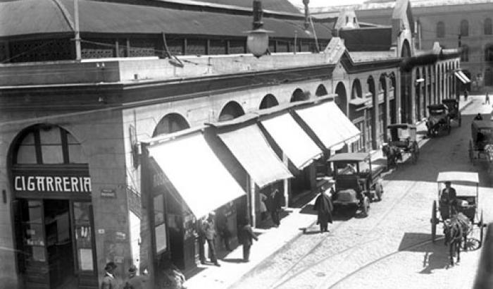 Mercado del Puerto  año (sin datos) (Foto 119b FMH.CMDF.IMM.UY)