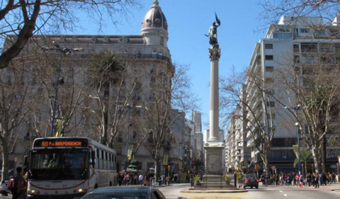 Plaza de Cagancha - Libertad