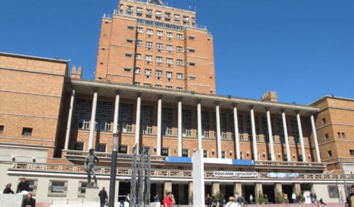 Intendencia de Montevideo - Edificio Sede