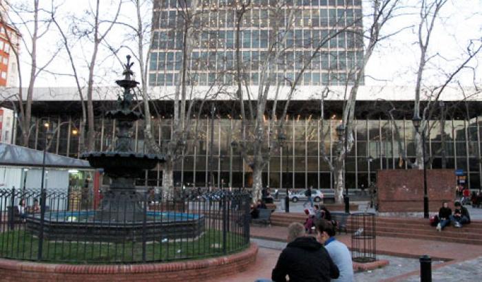 Plaza de los Treinta y Tres