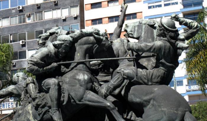 Monumento a El Entrevero