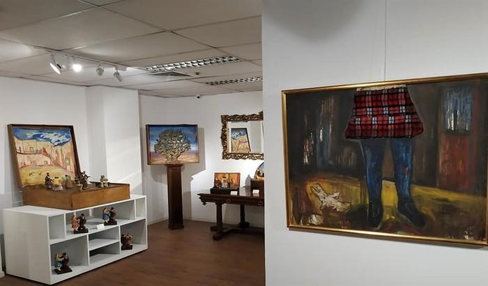 Con muestra a Figari se inauguró el Espacio Edificio Artigas en Ciudad Viej