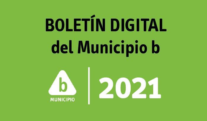 Boletines de Noticias 2021