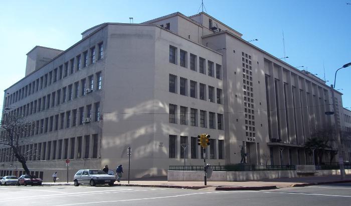 Banco de Previsión Social (antigua sede)
