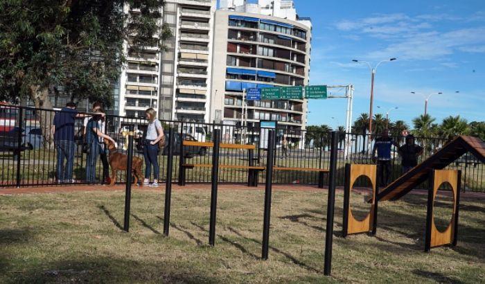 Reabre el Parque Canino de Montevideo desde el domingo 7 de junio, en doble horario.