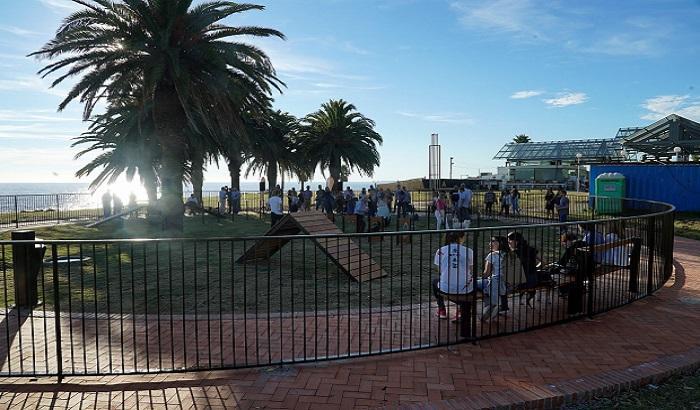 El Parque Canino permanece cerrado desde el martes 17 de marzo