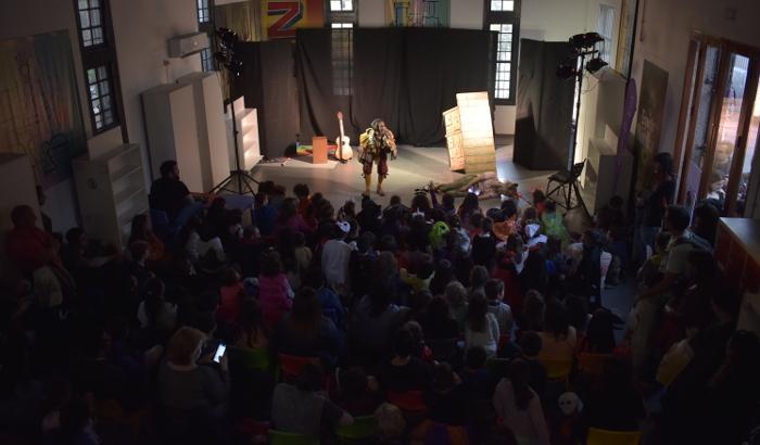 """Teatro infantil: """"Cuentos de la Selva"""""""