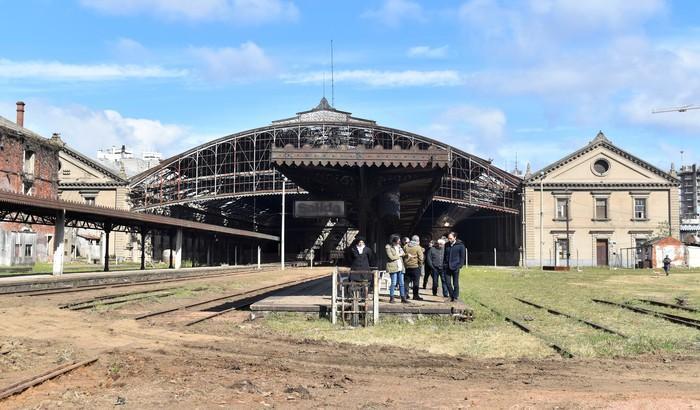 """ex Estación Central """"General Artigas"""""""