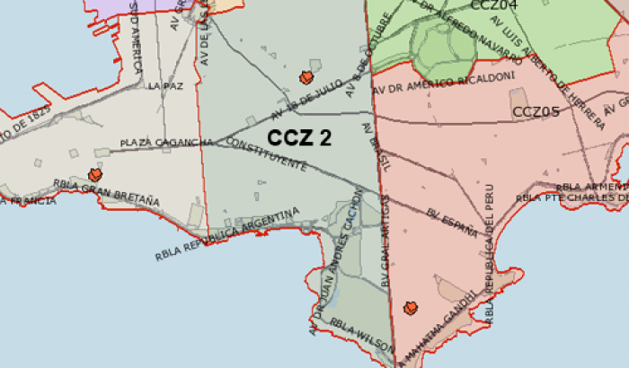 Mapa CCZ 2