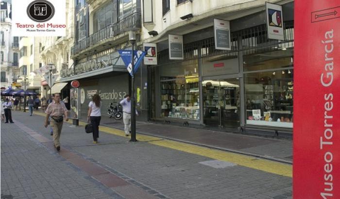 Teatro del Museo Torres García