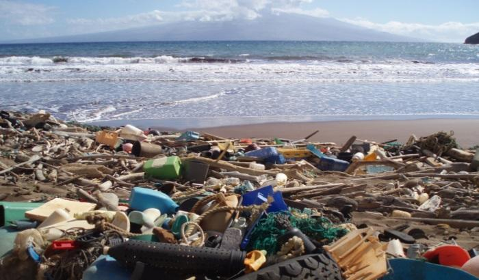"""""""Out to sea? The Plastic Garbage Project"""""""